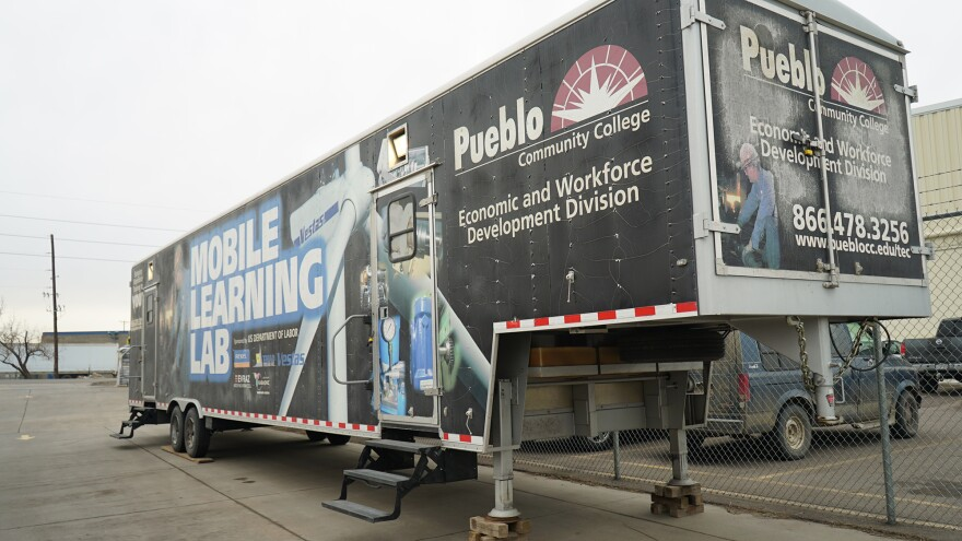 Mobile learning lab