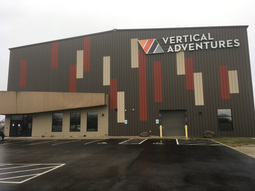 a photo of Vertical Adventures in Columbus