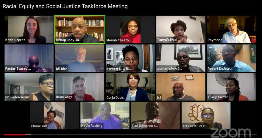 Akron social justice task force.JPG