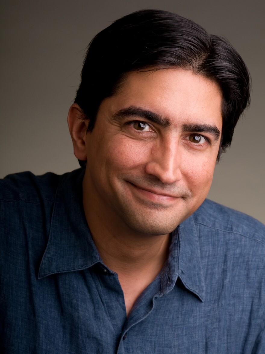 Arun Rath, new host of All Things Considered on the weekends.