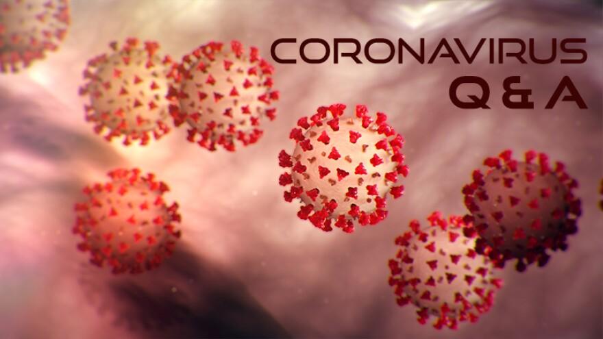 Coronavirus Q&A image