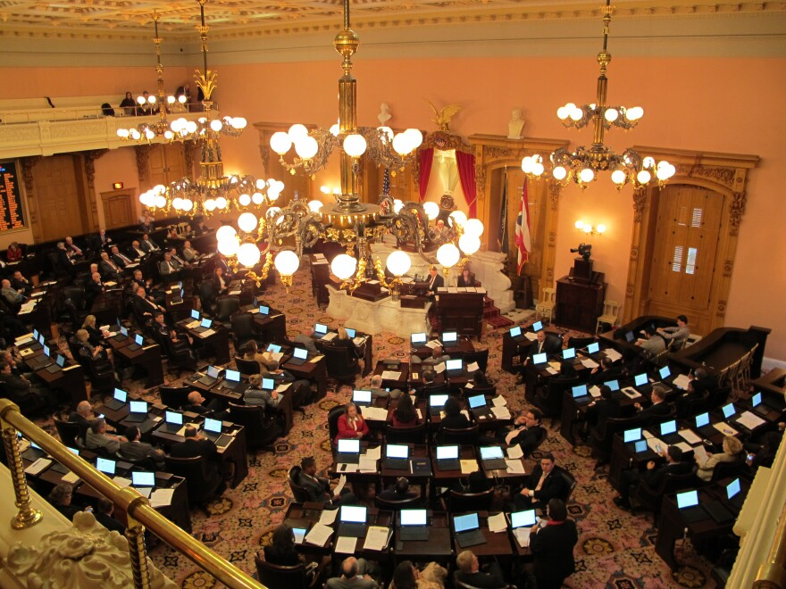 photo of the House chamber