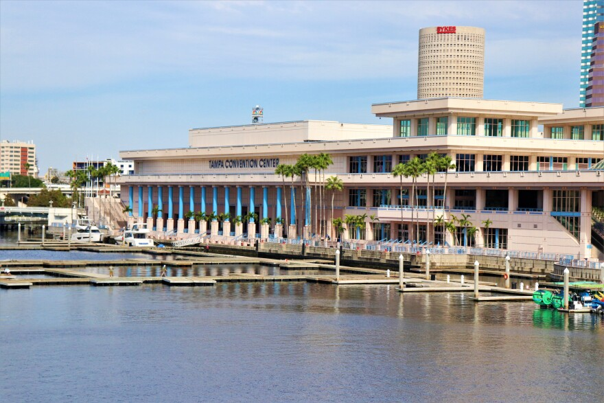 The Tampa Convention Center
