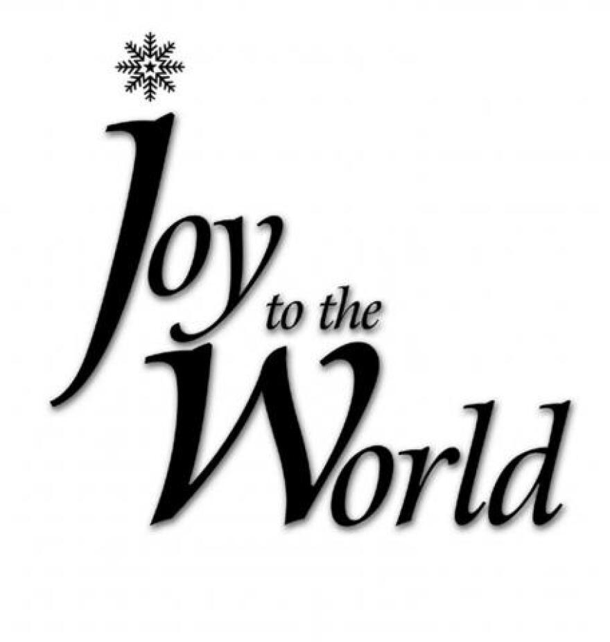 Joy To The World Logo