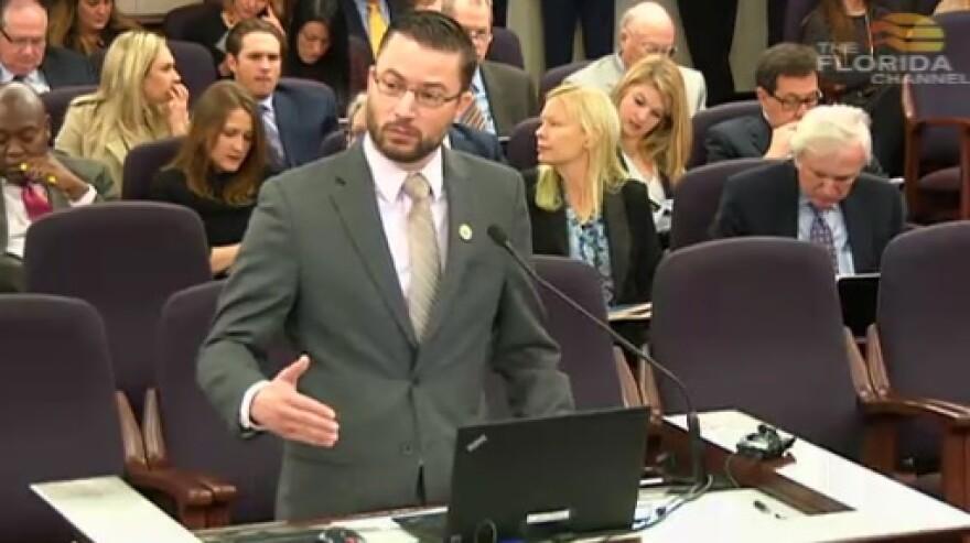 Florida Insurance Commissioner David Altmaier.