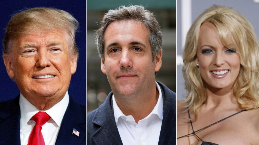 A new document alleges that a powerful Russian, and not President Trump, may have reimbursed attorney Michael Cohen for his payment to porn actress Stormy Daniels.