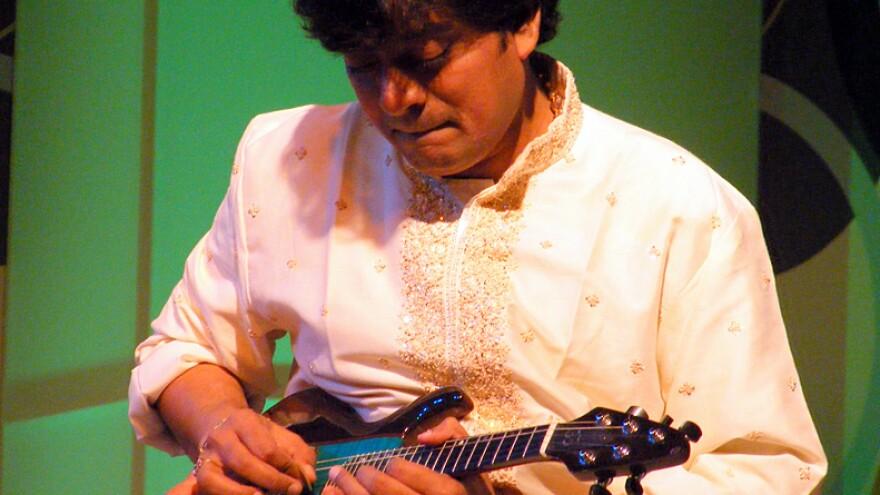 U Srinivas: Indian Mandolin Hero