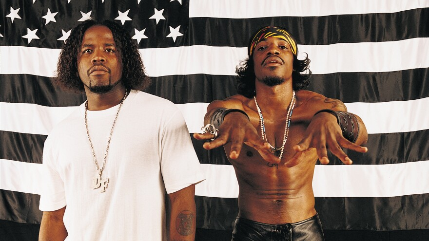 OutKast's <em>Stankonia</em> was released Oct. 31, 2000, and we're still feeling the stank two decades later.