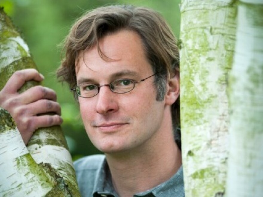 Brian Kimberling is an Indiana native who studied songbirds at Indiana University — an experience central to the writing of <em>Snapper</em>.