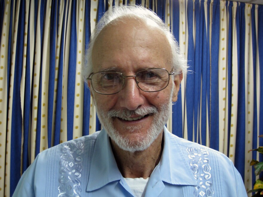 Alan Gross is an American who has spent more than four years imprisoned in Cuba. His wife says he told her he can't take life in prison much longer.