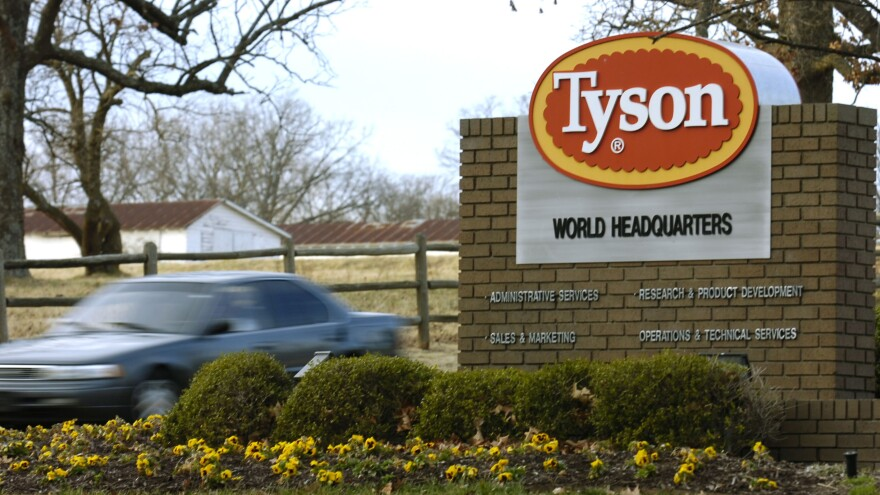 The Centers for Disease Control and Prevention says the accidental release of chlorine gas at a Tyson Food plant could have been prevented with better communication.