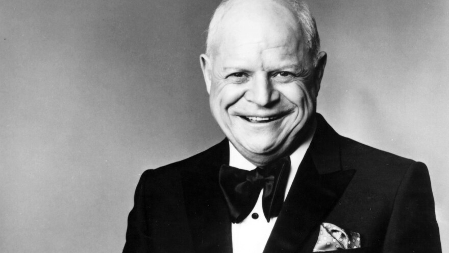 "Don Rickles was jokingly known as ""The Sultan of Insult."""
