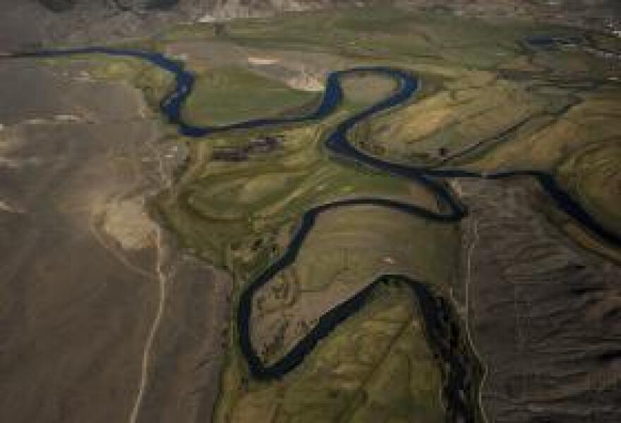 With its headwaters in northern Colorado, the Colorado River supplies water to 40 million people in the southwest.