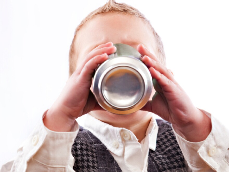 <p>Kids and teens saw double the number of ads for soda in 2010 than they did in 2008.</p>