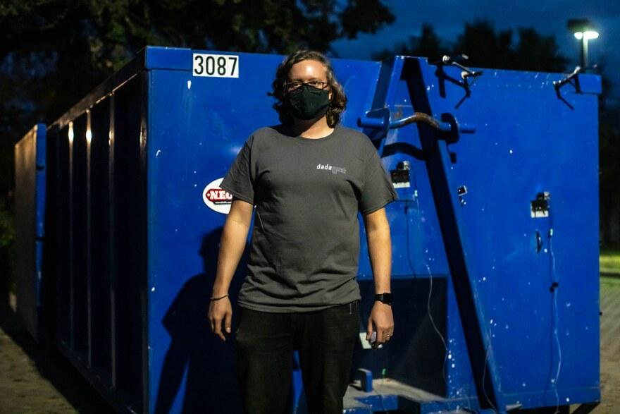 Kyle Evans Dumpster Fire 11 22 20.jpg