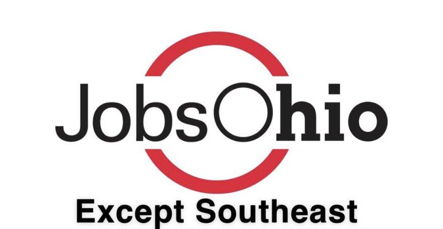 photo of JobsOhio mockup logo