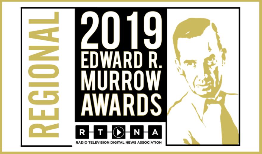 2019 Regional Edward R. Murrow Awards announced
