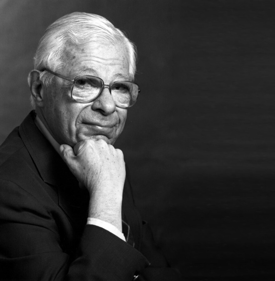 Daniel Schorr, veteran journalist, died in 2010.