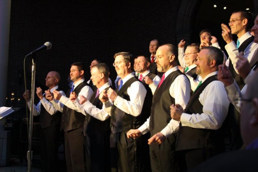 Dayton Gay Men's Chorus 2010