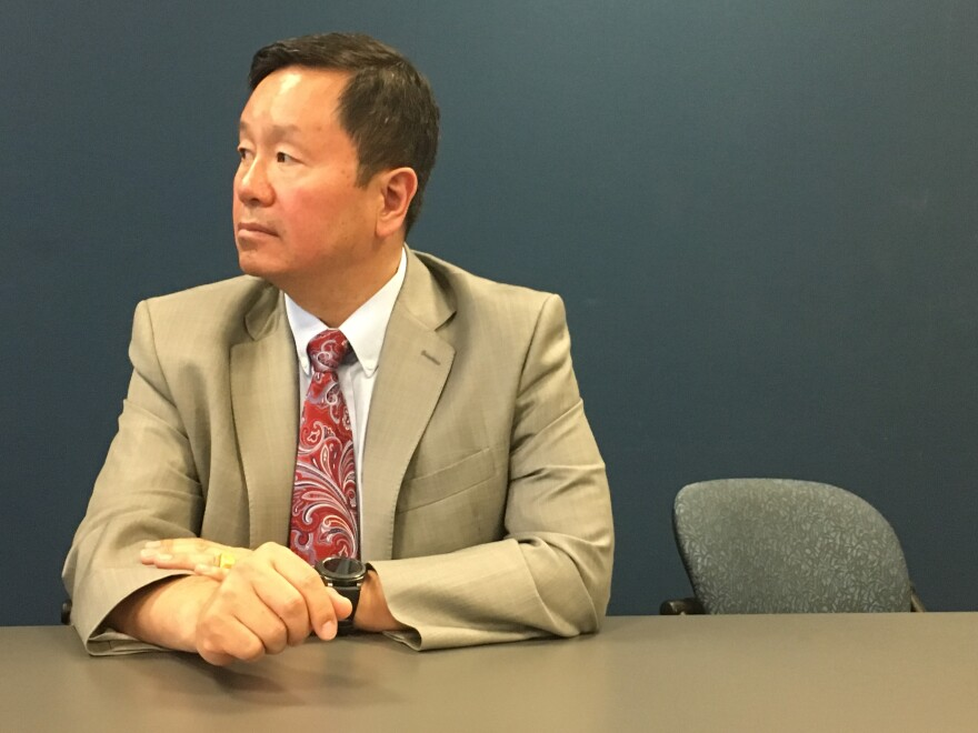 Mun Choi, current University of Missouri president, will soon take over duties of all four campuses of the MU system.