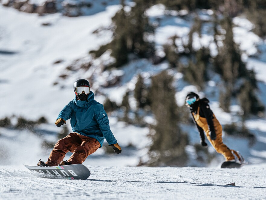 Every year more than 50 million skiers and snowboarders flock to resorts every year in the United States. Many of the mountains have put measures into place to help skiers and snowboarders stay safe from the coronavirus.