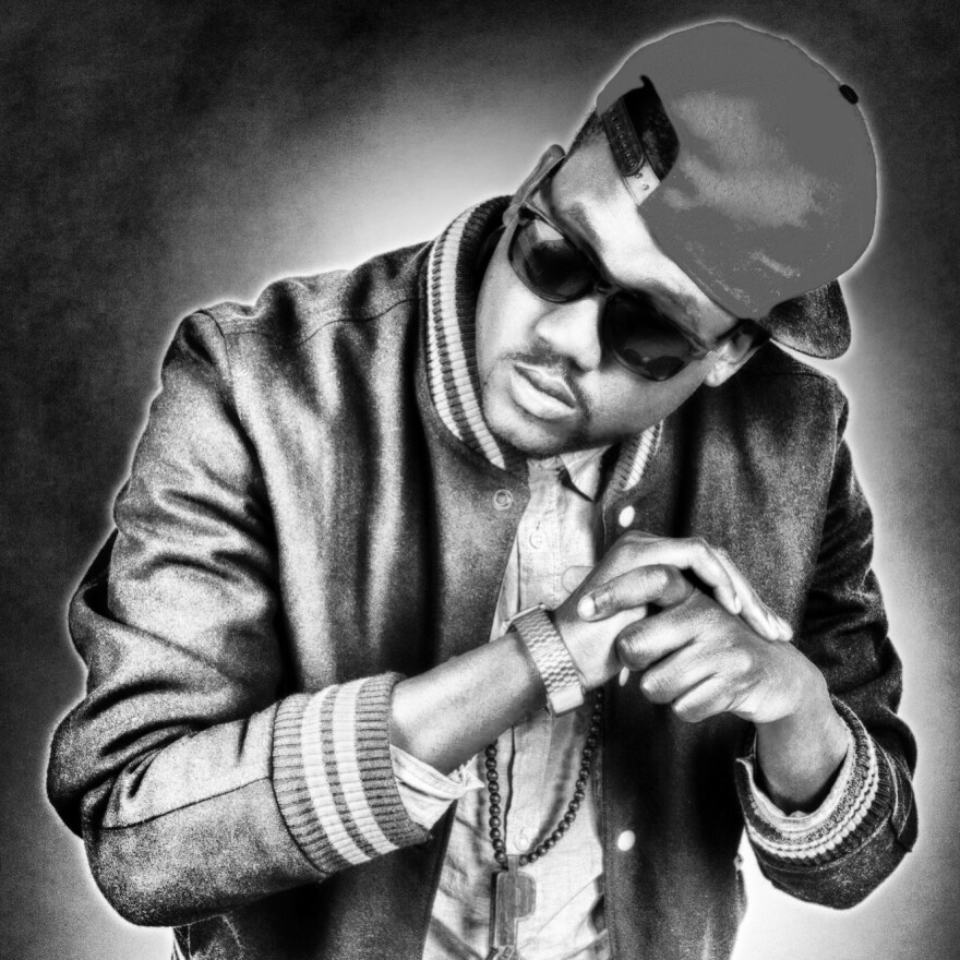 St. Louis rapper Tef Poe.