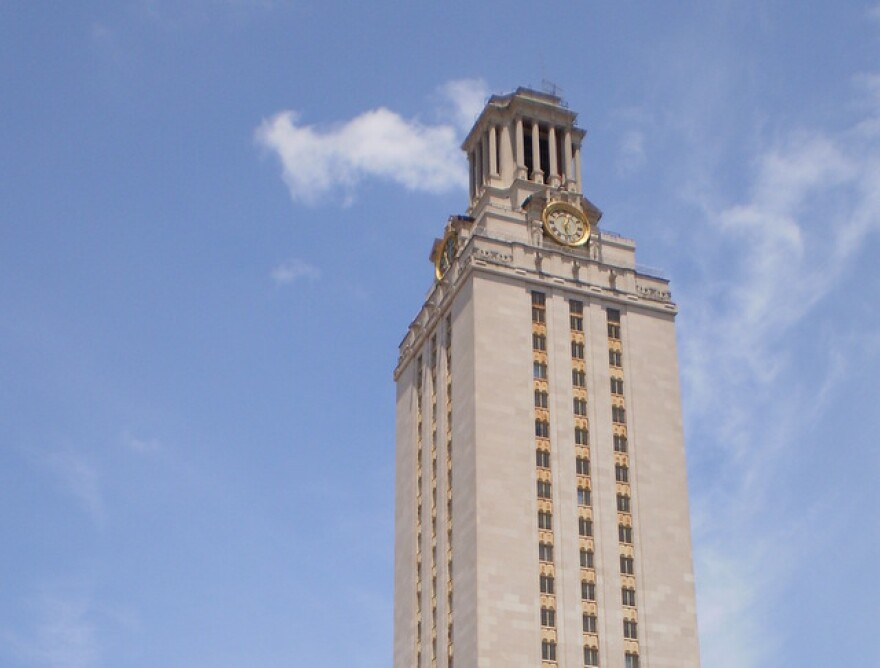 Ut Tower and main building entrance 1.JPG