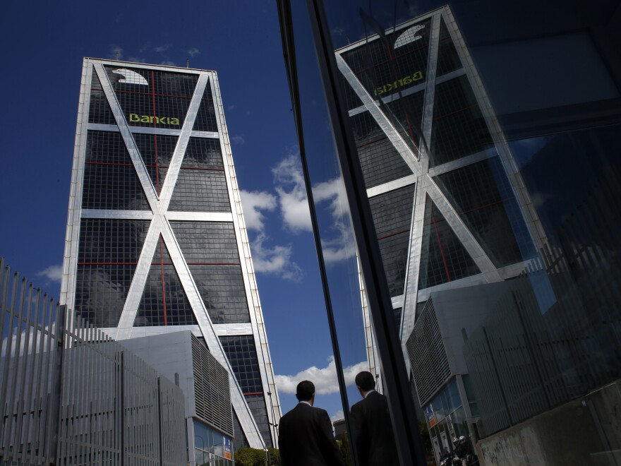 Spain nationalized Bankia in 2012, in response to the country's deepening financial crisis.