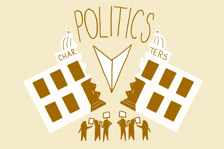 <strong>Education Prediction No. 4:</strong> The charter school movement splits over political differences.