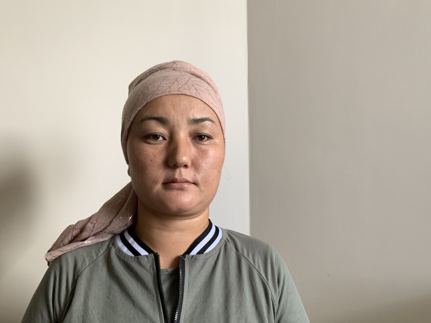 Gunikai Naruzibieke's cousin Madihan Kunbolat will spend the next decade in a Xinjiang prison.