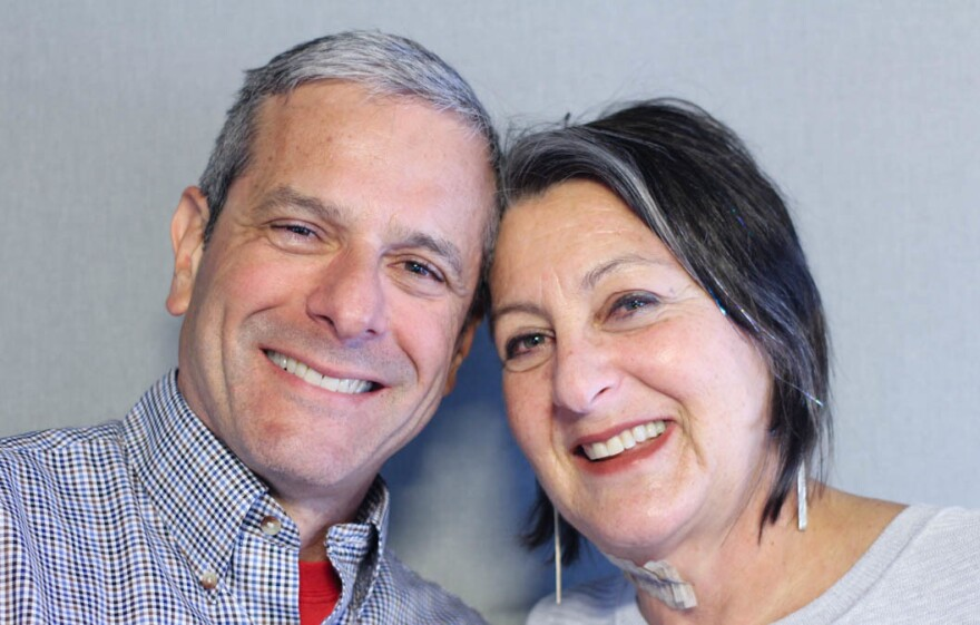 Siblings Abe and Esther Schuster in Birmingham, Ala., for StoryCorps in February, where they remembered their parents, Holocaust survivors Judel and Pauline Schuster.