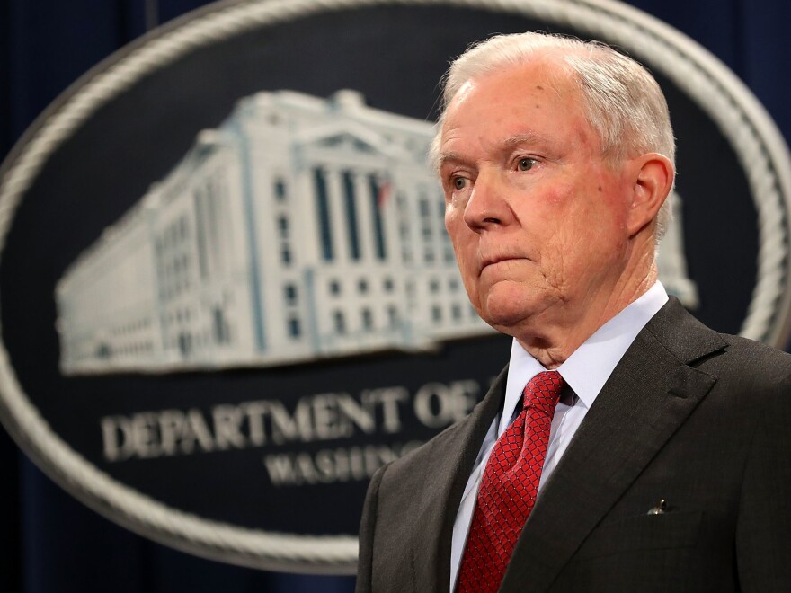 Attorney General Jeff Sessions gave an interview to Justice Department special counsel Robert Mueller's investigators last week, a spokesman confirmed.