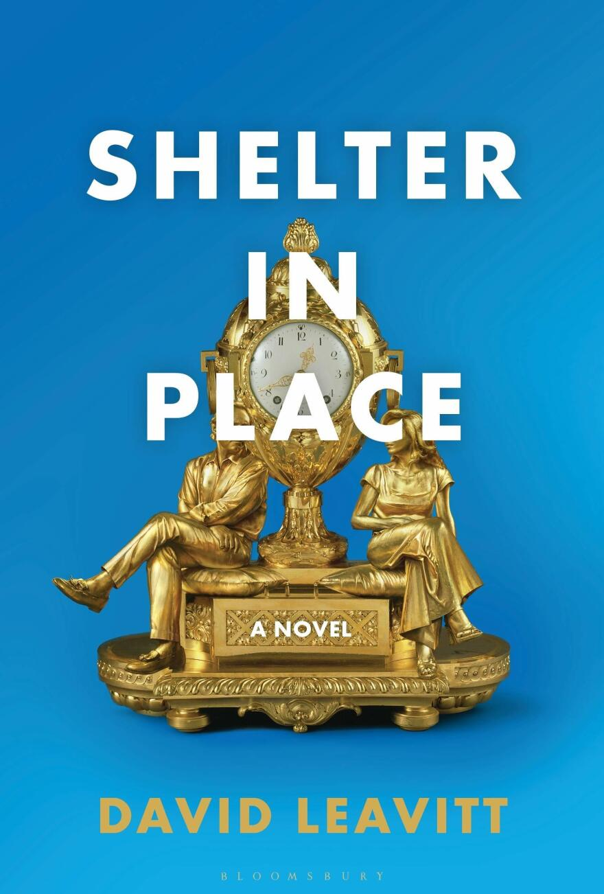 Shelter in Place, by David Leavitt