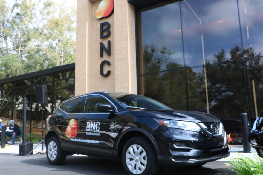 The Black News Channel hosted a network launch event at their news studio in Tallahassee, FL.