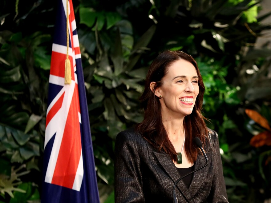 New Zealand's prime minister, Jacinda Ardern, said in a letter that her administration is not actively pursuing dragon research or telekinesis studies.