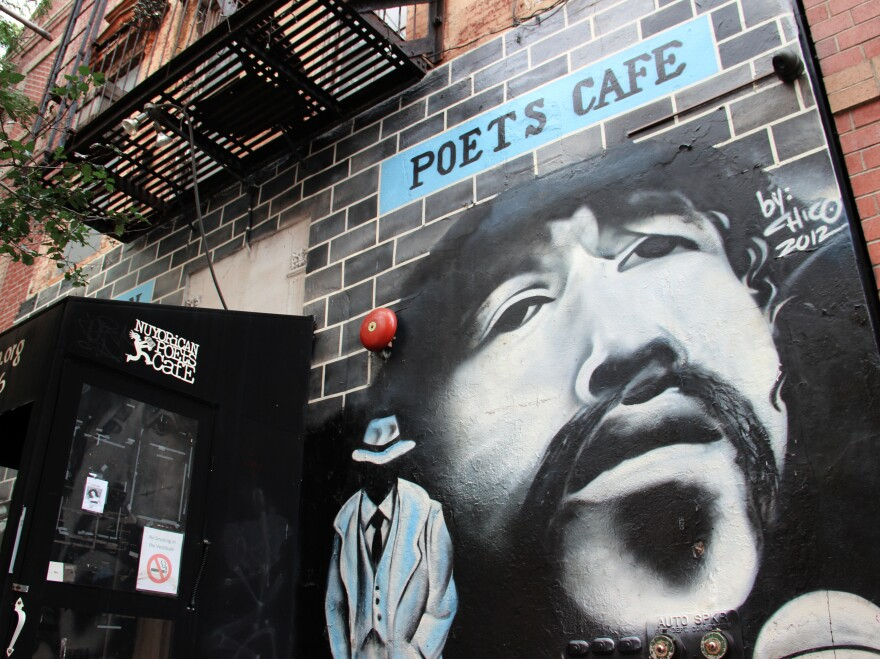 The Nuyorican Poets Cafe remains a wildly diverse venue influenced by its mostly Puerto Rican founders who claimed it as a site of artistry and resistance in 1973.