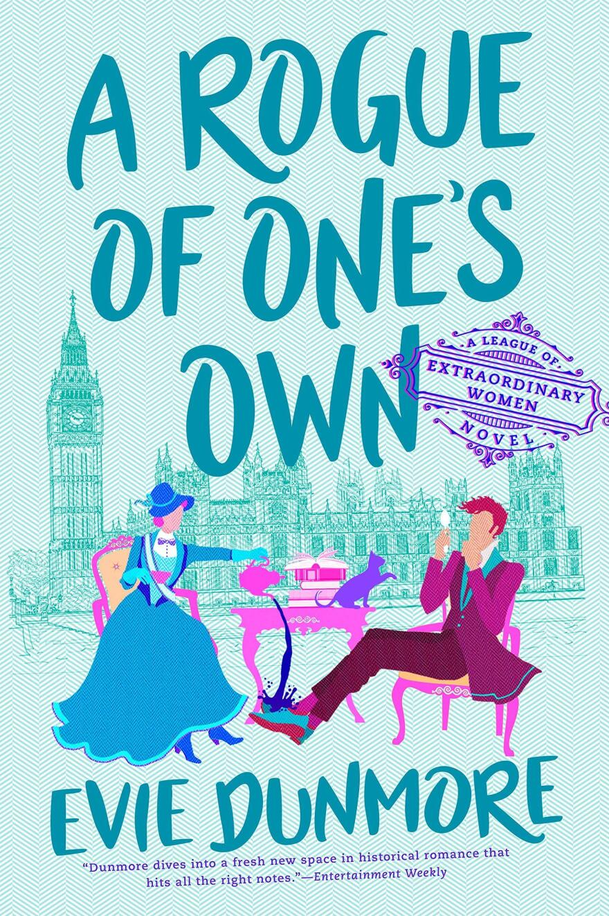 A Rogue of One's Own, by Evie Dunmore
