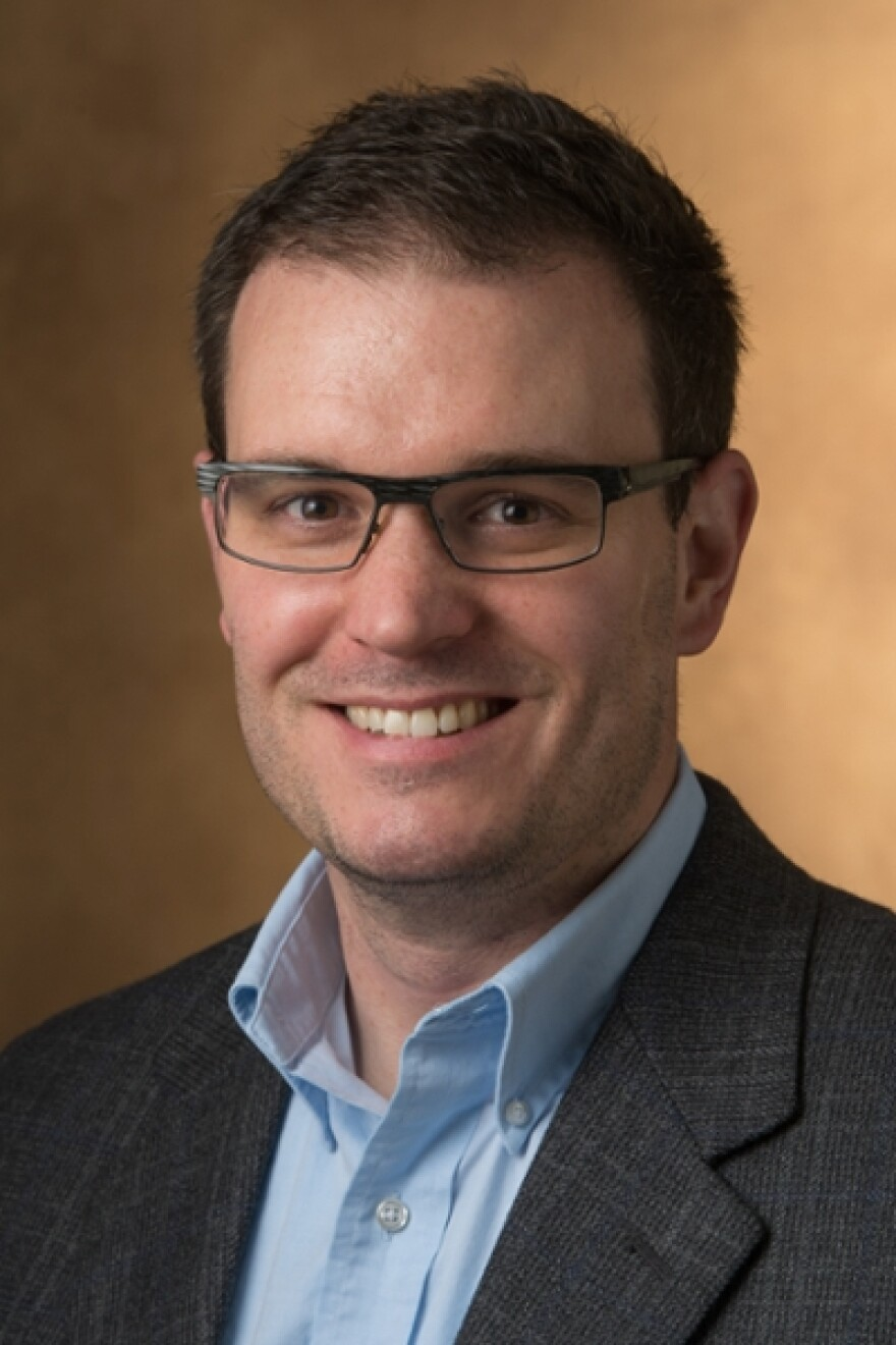 Southern Illinois University Edwardsville Associate Professor of Historical Studies Jeffrey Manuel