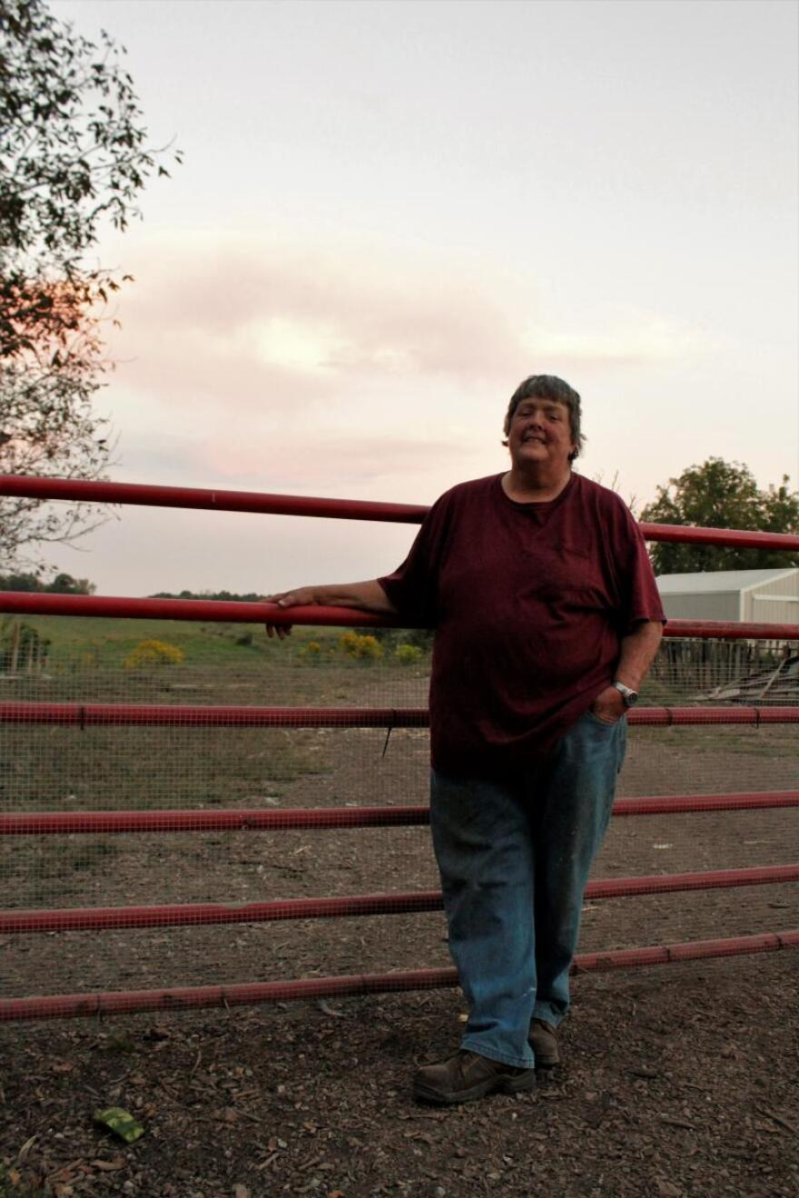 Formerly a biochemist in Michigan, Curry now works in disability claims for the state of Illinois on top of helping run the family farm. She said dinnertime often comes late, about 8 or 8:30 p.m.
