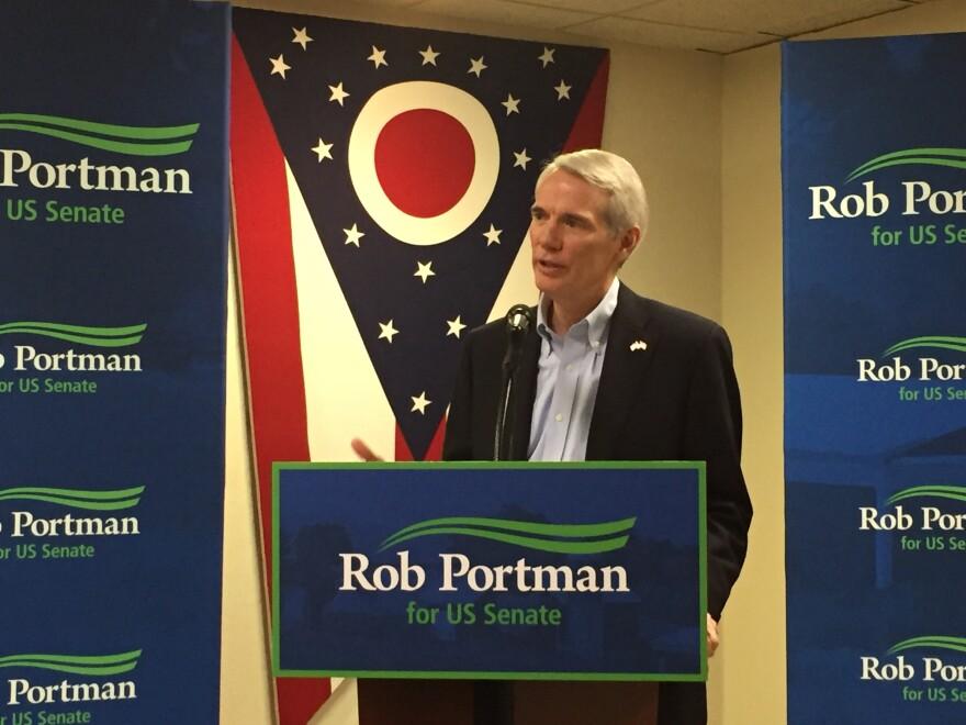 U.S. Senator Rob Portman (R-Ohio)