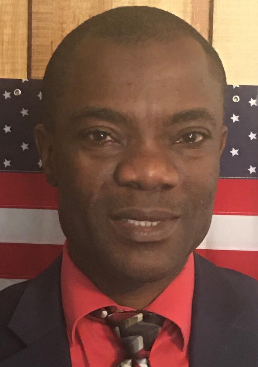 Friday Paul Okure - Mecklenburg County Commissioner