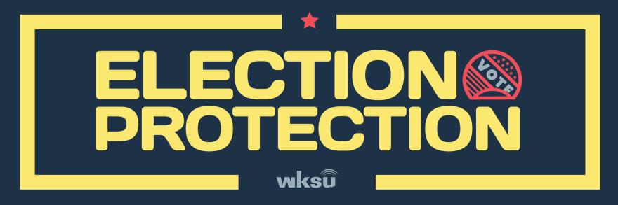 WKSU Election Protection