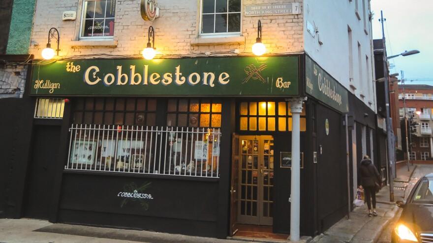 Dublin's Cobblestone Bar