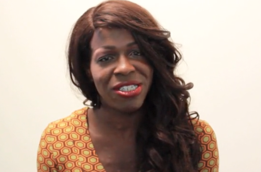 Aryah Lester, a Miami transgender woman and activist, say not enough doctors are educated on gender identity.