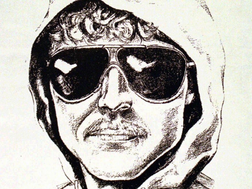 This composite sketch was based on a 1987 spotting of the Unabomber.