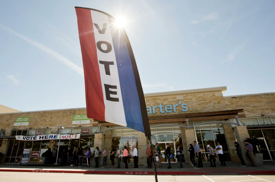 "A federal judge found Texas is ""legally obligated"" to allow voters to simultaneously register to vote with every driver's license renewal or change-of-address application, and ordered the state to set up a ""fully operable"" online system by Sept. 23."