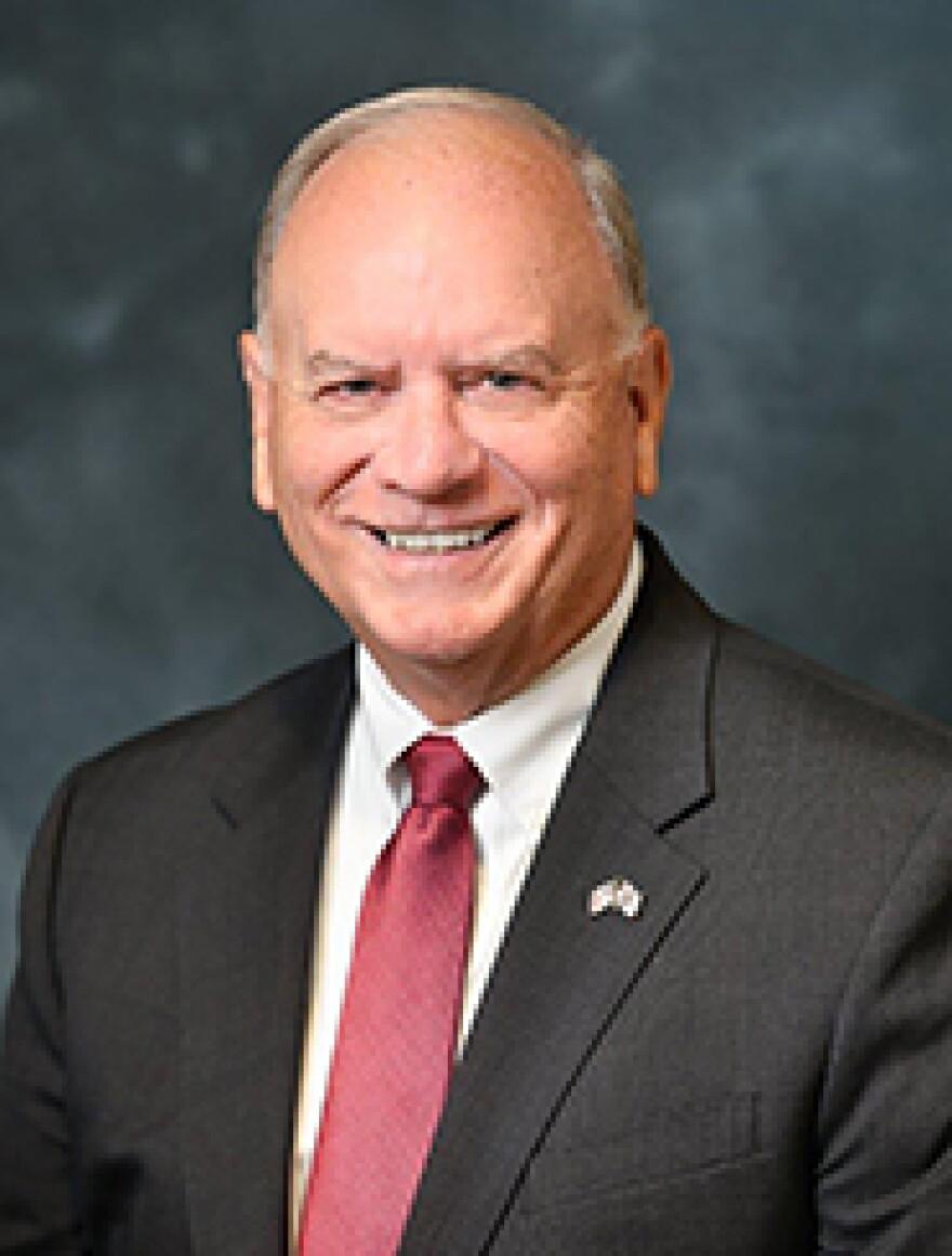 Sen. Ed Hooper, R- District 16