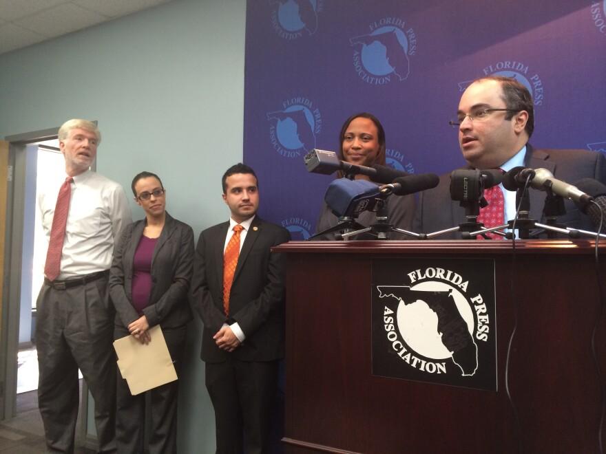 florida leaders Immigration reform
