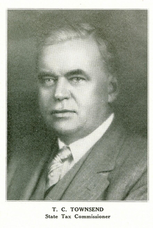 Thomas Chasteene Townsend (1877-1949)