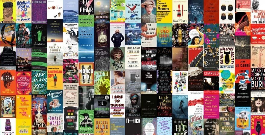 "<a href=""https://apps.npr.org/best-books""><strong>NPR's Book Concierge</strong></a><strong> </strong>returns with 350+ new books handpicked by NPR staff and critics — including recommendations from book critic Maureen Corrigan and <em>Fresh Air</em> staffers Seth Kelley and Molly Seavy-Nesper. <strong><a href=""https://apps.npr.org/best-books/"">Click here to find your next great read.</a></strong>"